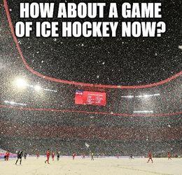Ice hockey memes