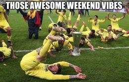 Weekend vibes funny memes