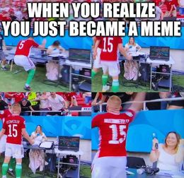 You just became memes