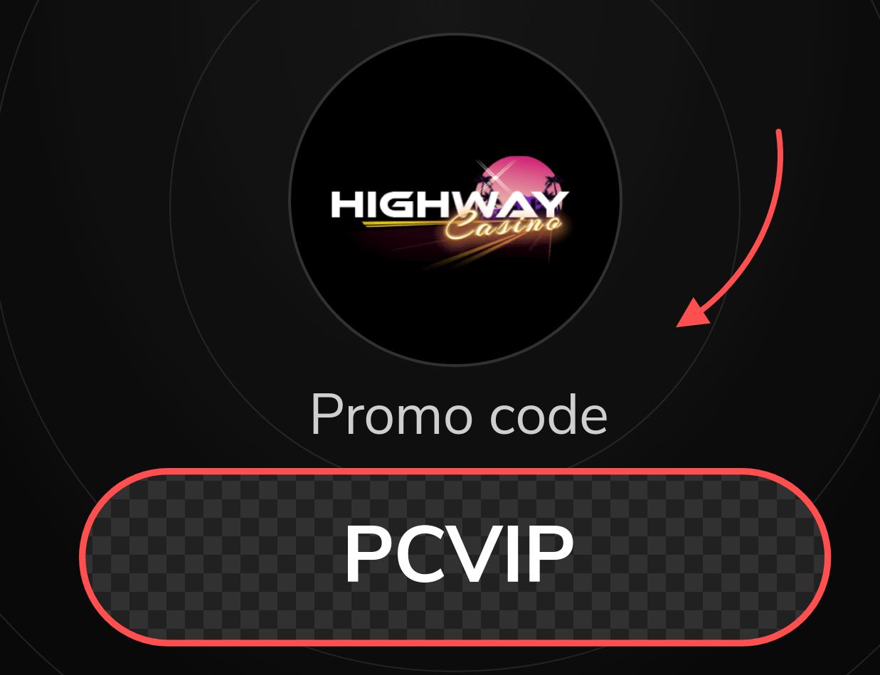 Highway Casino Promo Code