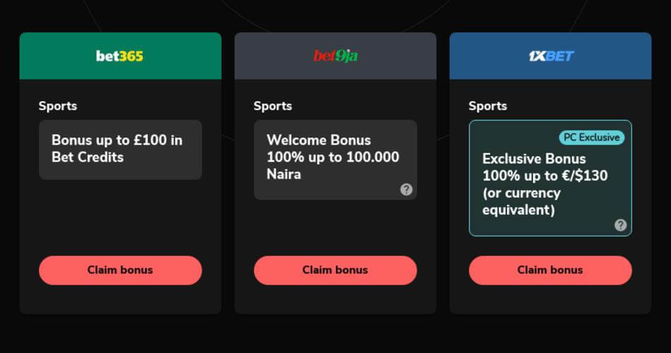 Promo Codes for Nigeria Players